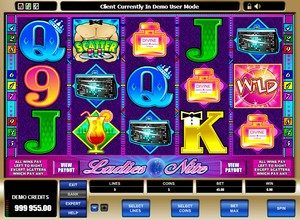 casino slot machines video