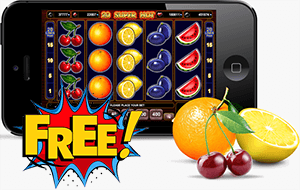 You can experience online mobile slots for free before wagering real money