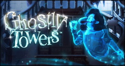 Ghostly Towers was developed on HTML5 platform