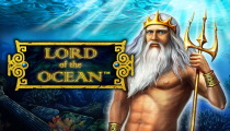 The main character in Lord of the Ocean Slot is Poseidon