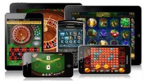 Mobile slots - first casino games to added to mobile