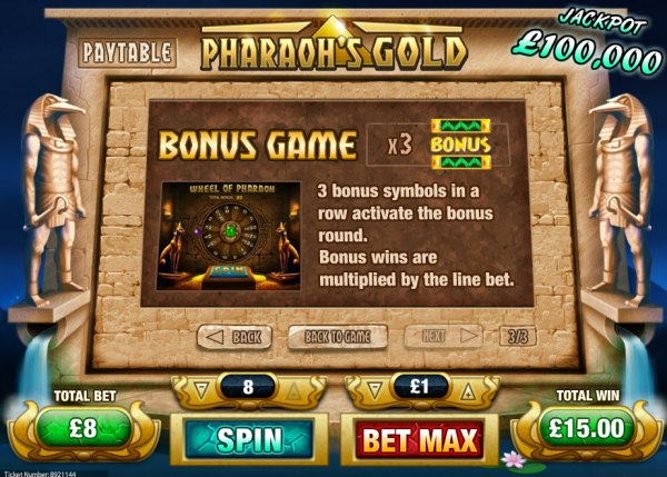 slot bonuses game