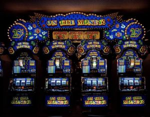 vegas slot stationar