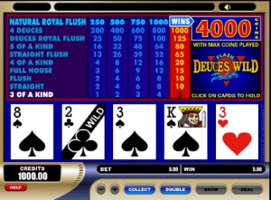 IL Club Del Poker | Video Poker | Texas Holdem Poker